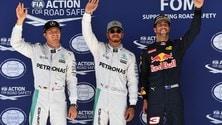 Formula 1 USA, Hamilton in pole: foto