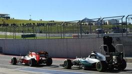 F1 Usa, analisi sabato: non resta che sperare nelle gomme