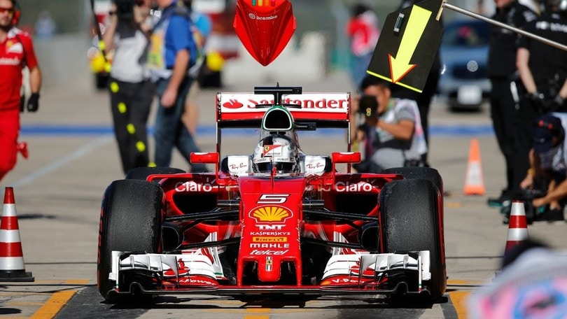 Formula 1 USA, alle Ferrari manca il boost in qualifica