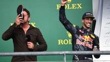 F1 USA, anche Butler vittima di Ricciardo