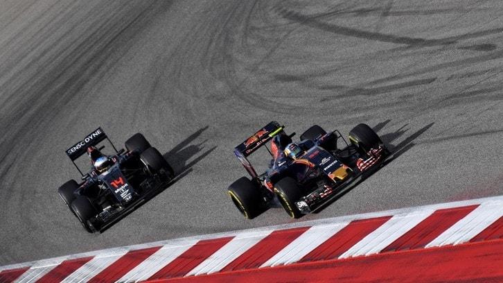 Formula 1 USA: Alonso esalta, elogi a Sainz