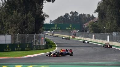 Formula 1 Messico, a caccia di grip con le supersoft