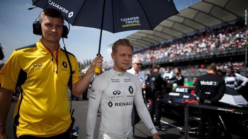 F1 Team Haas, ufficiale l'arrivo di Kevin Magnussen