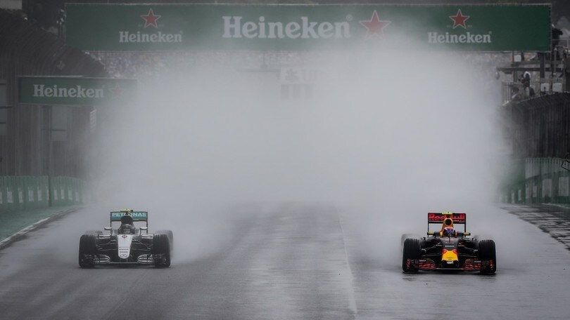 Formula 1 Brasile: Wolff e Lauda, applausi in coro per Verstappen