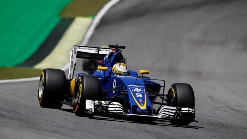F1, la Sauber conferma Ericsson per il 2017