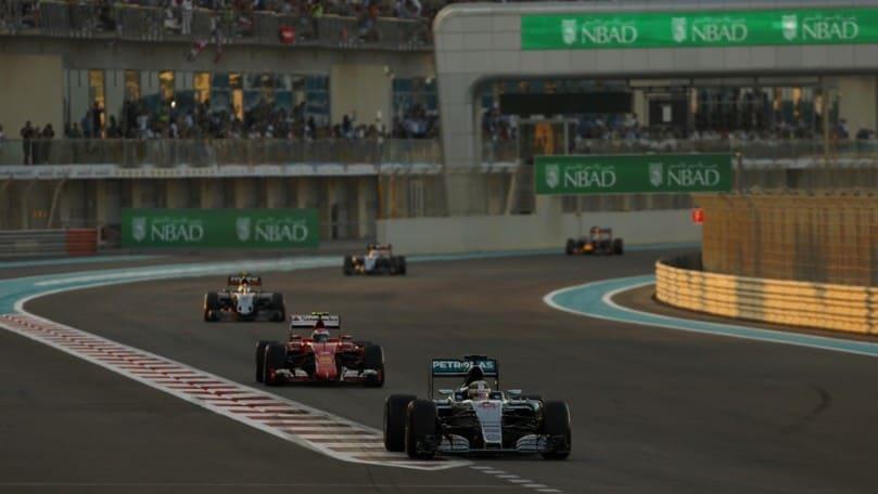 GP Abu Dhabi F1 2016, Nico Rosberg è campione del mondo!