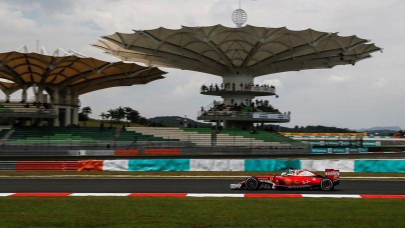 Malesia: niente F1 dal 2018, meglio la MotoGp