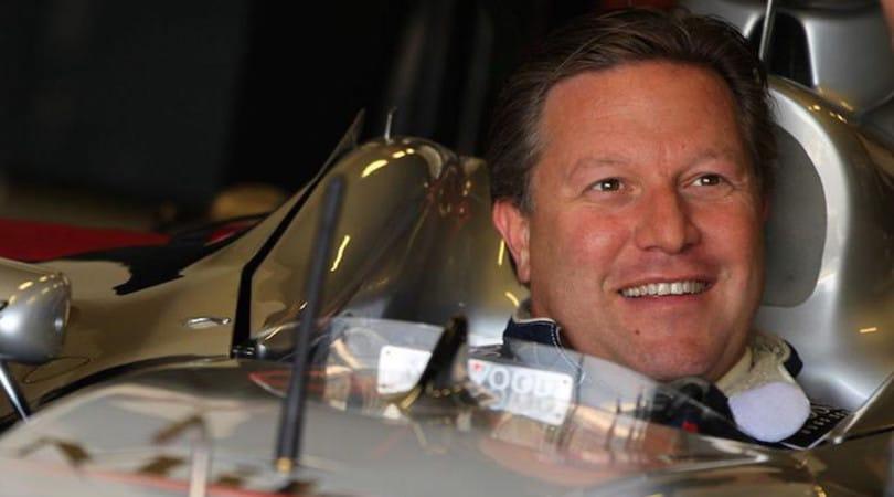McLaren, Zak Brown direttore esecutivo