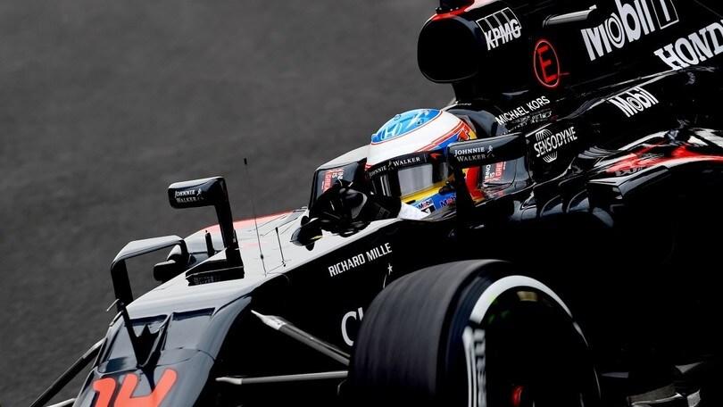 F1 Fernando Alonso: