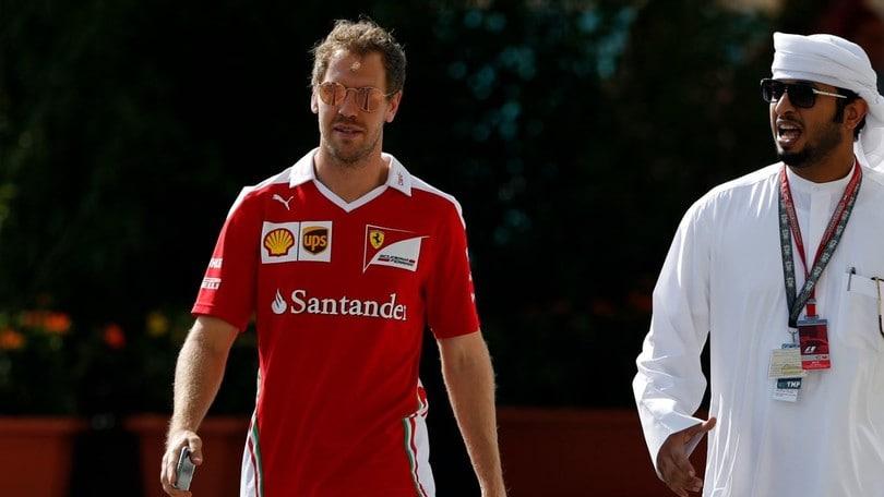 F1 2016, GP Abu Dhabi, Vettel: