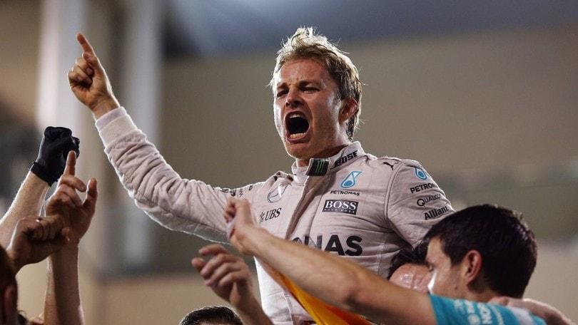 Rosberg Lo Stratega Dalla Faccia Pulita Ha Battuto I Pregiudizi Autosprint