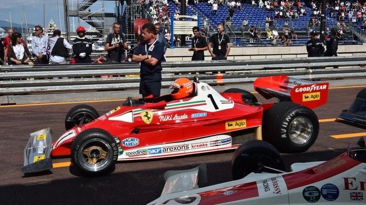 Motor Show 2016, la Ferrari 312 T di Lauda e Regazzoni