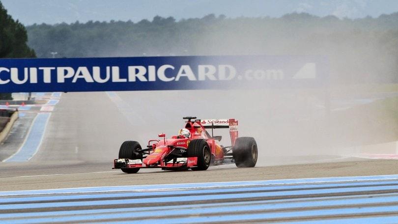 F1, il Gran Premio di Francia torna nel 2018 al Paul Ricard?