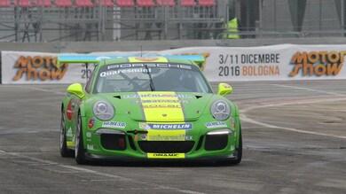 Motor Show 2016: Quaresmini inaugura le gare, tra Porsche e F1 storiche