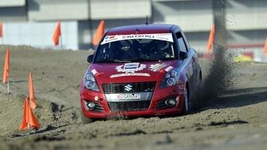 Motor Show: Martinelli svetta fra le Suzuki, Cavallini fra le WRC