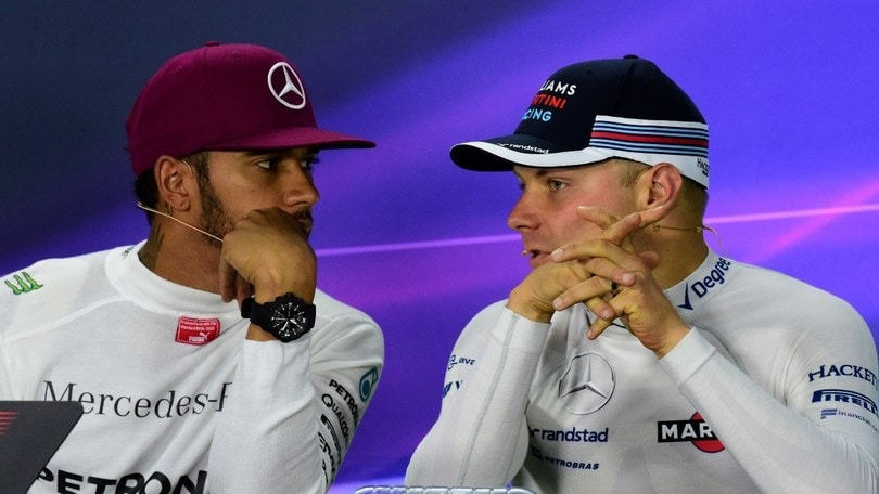 Bottas in Mercedes, la Williams pronta a convincere Massa a rientrare