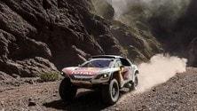 Dakar Stage 3, risorge Peterhansel, tonfo Toyota