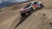 Dakar Stage 4, Despres vince tra le dune: foto