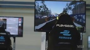 Las Vegas eRace, il gamer batte i piloti della Formula E