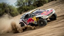 Dakar stage 11, vince Loeb ma Peterhansel ha la vittoria in pugno