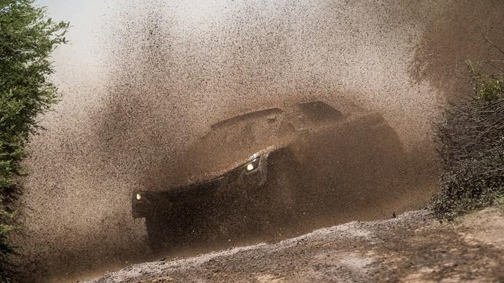 Come funziona il turbo sulle auto del WRC
