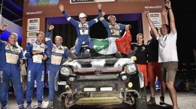 Gli italiani alla Dakar 2017, i nostri connazionali ce l'hanno fatta