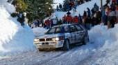 Rally di Monte Carlo, 30 anni fa l'acuto di Biasion su Lancia