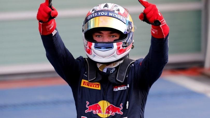 Gasly, il 2017 sarà in Super Formula