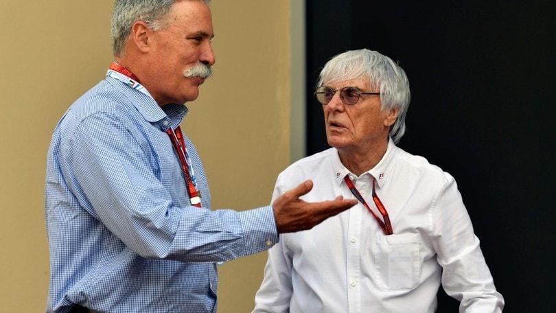 F1, Bernie Ecclestone: