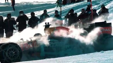 Max Verstappen, l'abominevole olandese delle nevi