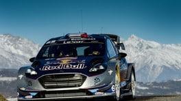 """Rally Montecarlo, Ogier insaziabile: """"Altrimenti sarei rimasto a casa"""""""