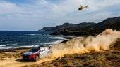 WRC, ufficializzato il percorso del Rally Italia Sardegna