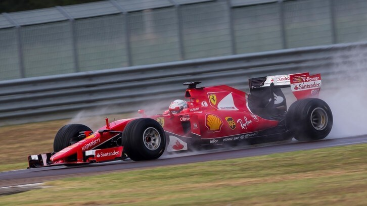 Ferrari, salta la seconda giornata di test
