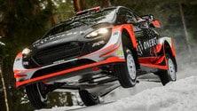 Rally di Svezia, nel regno del ghiaccio