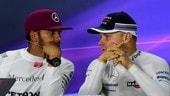 Bottas avvisa Hamilton: