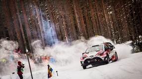 WRC Rally Svezia: Latvala spicca il volo
