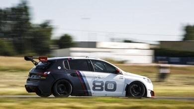 Peugeot 308 Racing Cup, il leone pronto a ruggire