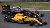 McLaren e Renault, prima accensione delle power unit