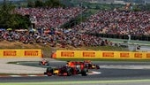 """Ricciardo: """"Sorpassi più difficili, seguiteci sui curvoni"""""""