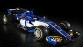 Sauber C36. tante novità per i 25 anni