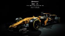 Renault, ecco RS17 per Hulk e Palmer