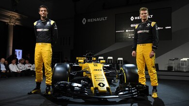 Formula 1,una Renault nuova al 100%