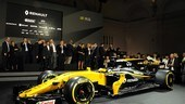 Renault, un inverno a +3 (decimi)