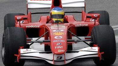 Ferrari, 10 anni di monoposto di Formula 1