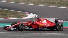Ferrari, primi giri a Fiorano per la SF70H