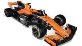 McLaren MCL32, oltre all'arancio c'è di più