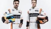 """Alonso: """"La MCL32 è la più bella"""""""