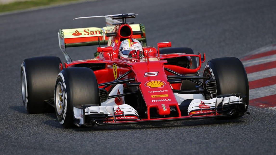 Il 1° maggio i bolidi di Formula 1 sulla Promenade ...