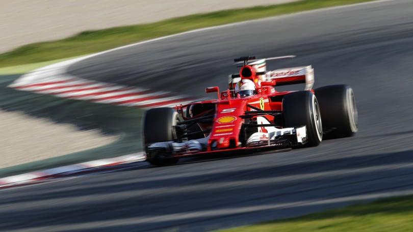 Test Formula 1, Ferrari: chi ben comincia...