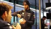 Daniel Ricciardo, la colazione del campione